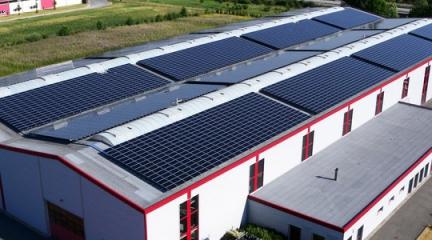 Солнечные электростанции для уменьшения собственного потребления