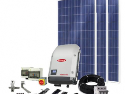 Цены на солнечные электростанции