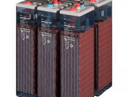 Аккумуляторные батареи OPzS