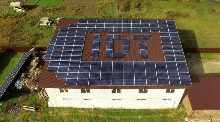 Коммерческие солнечные электростанции