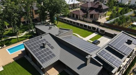 Незалежне енергопостачання будинку
