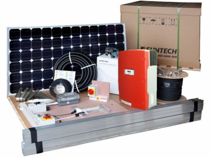 Сонячні електростанції для економії