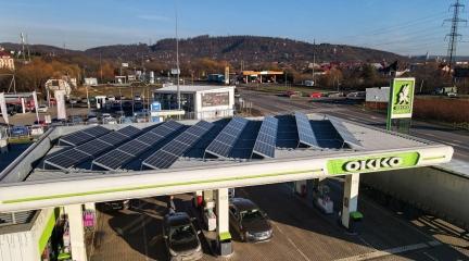 Промислові сонячні електростанції