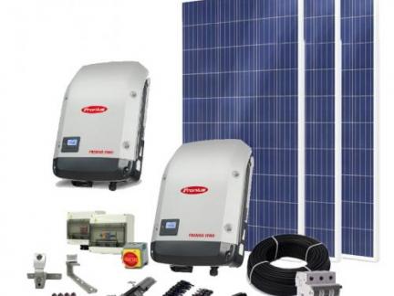 Полные комплекты солнечных батарей для ЗТ