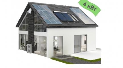 Солнечные электростанции для экономии