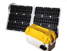 Солнечные мини электростанции