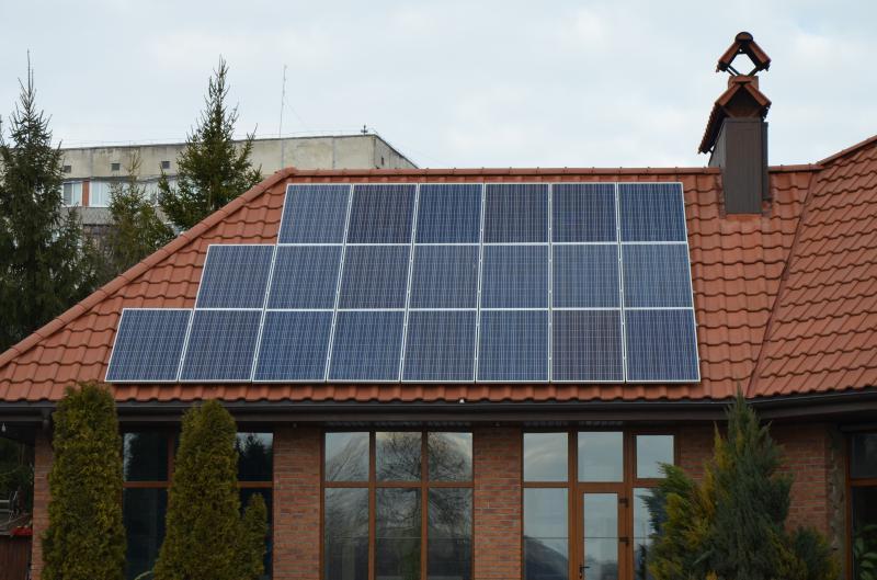 Гібридна сонячна установка потужністю 30 кВт, Київська обл., Біла Церква