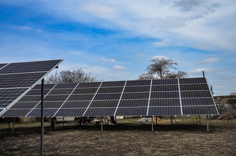 Сонячна електростанція 30 кВт під Зелений тариф у Врадіївці, Миколаївська область