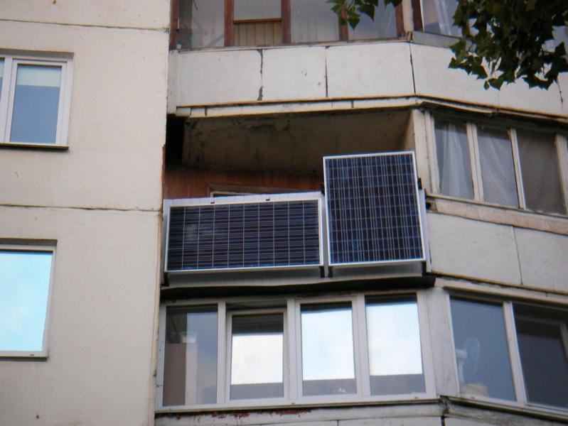 Резервна система живлення 500 Вт для квартири на Оболоні