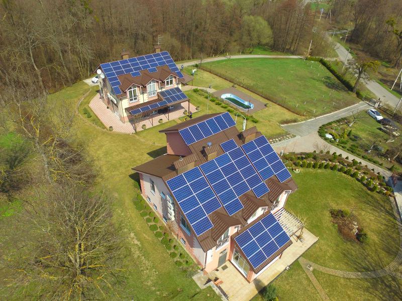 Солнечные электростанции общей мощностью 24 кВт Киевская область