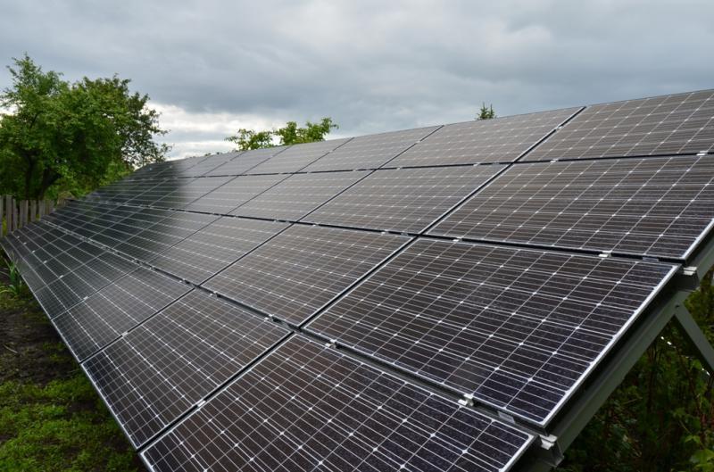 Сонячна електростанція 15 кВт в м. Краматорськ, Донецька область, 2-а черга