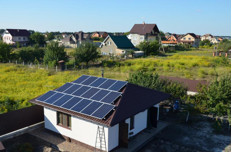 3-тя черга сонячної електростанції в с. Велика Олександрівка з батареями ReneSola Virtus 2