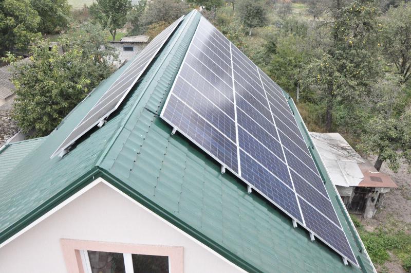Солнечная установка для Зеленого тарифа 10 кВт, Броварской р-н, Киевская область