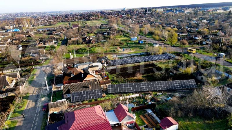 Сонячні станції 44, 1 та 38,2 кВт під зелений тариф у  м.Покров, Дніпропетровська область