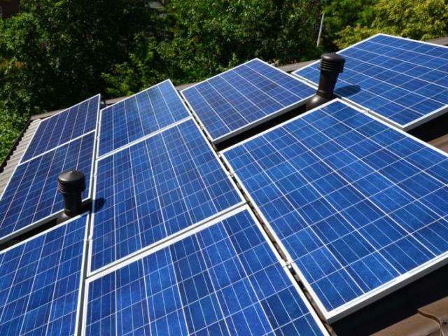 Мережева сонячна установка 10 кВт в м Буча, Київська область, 1-а черга
