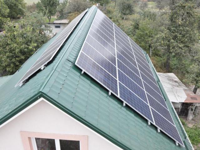 Сонячна установка для Зеленого тарифу 10 кВт, Броварський р-н, Київська область