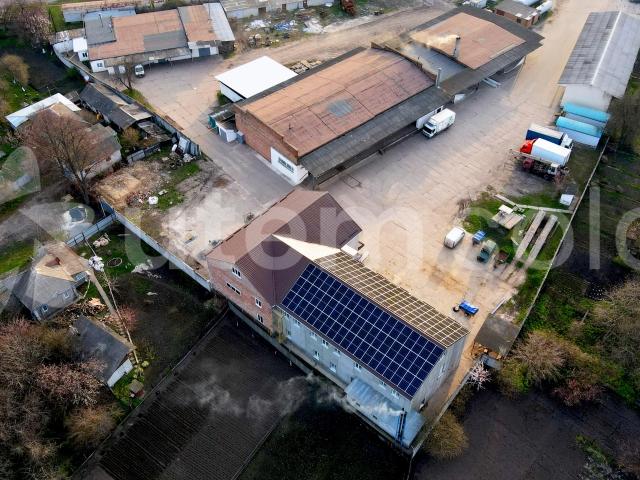 Солнечная станция 60 кВт для предприятия в г. Конотоп, Сумская область