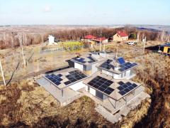 СЕС 15 кВт під зелений тариф в Рославичах, Київська область