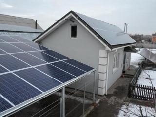 Солнечная электростанция 30 кВт на базе инверторов SMA в г. Бровары