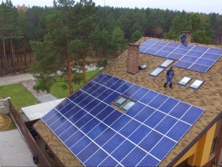 Солнечная электростанция 17,5 кВт для собственного потребления и нагрева воды через Fronius Ohmpilot