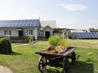 Фотоэлектрическая установка 10 кВт для Зеленого тарифа в Киевской области