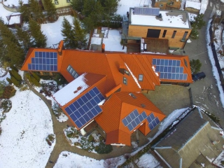 Мережева сонячна електростанція 20 кВт, Київська область, м.Біла Церква