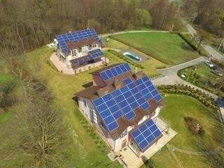 Сонячні електростанції загальною потужністю 24 кВт Київська область