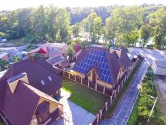 Солнечная электростанция мощностью 20 кВт под зеленый тариф в г. Сумы