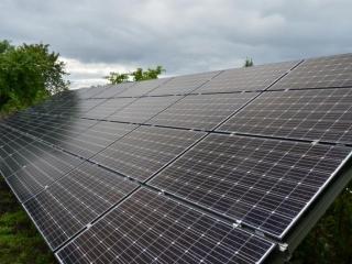 Солнечная электростанция 15 кВт в г. Краматорск, Донецкая область, 2-я очередь