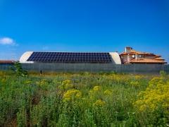Солнечная электростанция 30 кВт под Зеленый тариф в Таирово, Одесская область