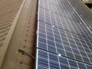 Мережева сонячна установка Kyocera-Fronius потужністю 5 кВт - Дніпродзержинськ
