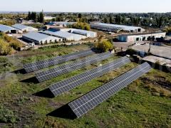 Солнечная станция 150 кВт для сельскохозяйственного предприятия, Харьковская область