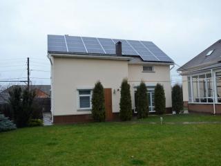 Сонячна електростанція потужністю 20 кВт в м Суми