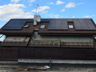 Гібридна сонячна електростанція без продажу в мережу Victron / Fronius 30 кВА