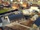 Солнечная электростанция мощностью 15 кВт в c. Княжичи, Броварской район (2-я очередь)