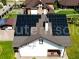 Солнечная станция 10,5 кВт с тонкопленочными панелями Ruike RK-1-105 в с. Иванковичи Киевской области