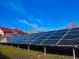 Солнечная электростанция 30 кВт под Зеленый тариф в г. Славянск, Донецкая область