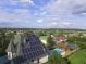 Солнечная электростанция мощностью 30 кВт под зеленый тариф в с. Вита-Почтовая, Киевская область