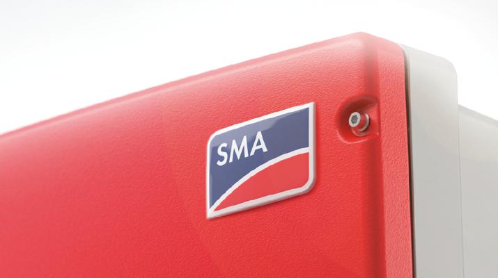 SMA Solar Technology AG наиболее предпочтительный бренд в мире среди инверторов 4-й год подряд.