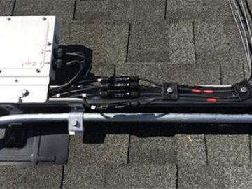 Электропроводка в системах солнечного энергоснабжения требует надлежащего внимания.