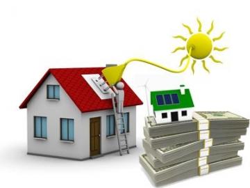 Стоимость электроэнергии от солнечных батарей.