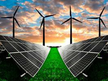 Сонячна енергетика у ідеальному світі.