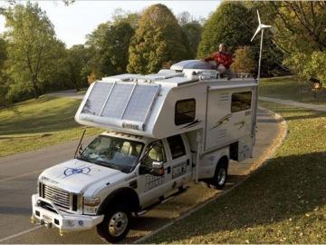 Автономное электроснабжение для автодома