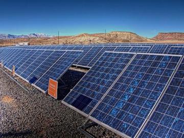 Типы солнечных батарей и их КПД.