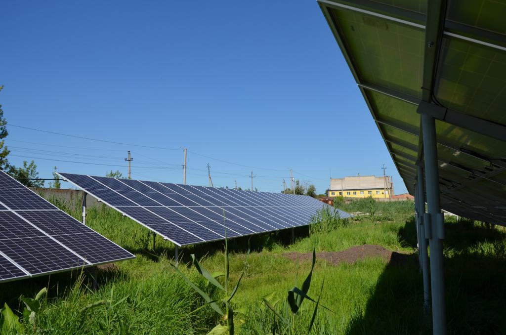 Солнечная панель Canadian Solar HiKu CS3W-400P Poly PERC 400W