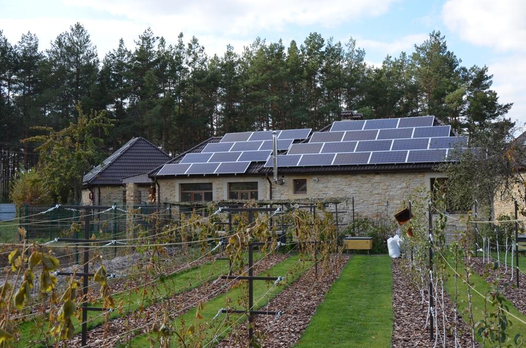 Выбираем контроллер заряда для солнечных электростанций.