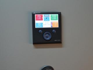 Панель управління ColorControl - UTEM SOLAR