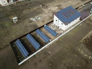Солнечная станция 30 кВт