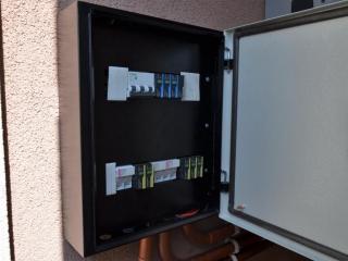 Автоматика защиты для солнечной электростанции - UTEM SOLAR