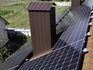 Солнечная электростанция Черкассы - UTEM SOLAR